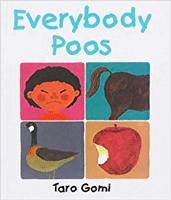 bok för potträning everybody poos