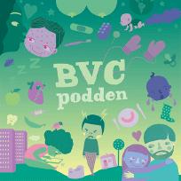 bild på BVC-podden