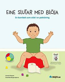 Barnbok om att sluta med blöja