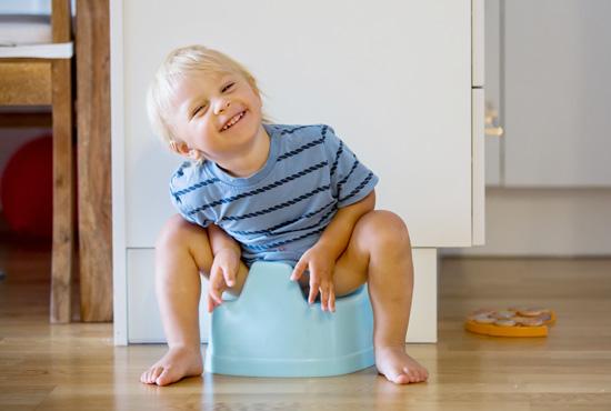Toalettsits eller potta