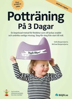 Omslag boken Potträning på 3 dagar